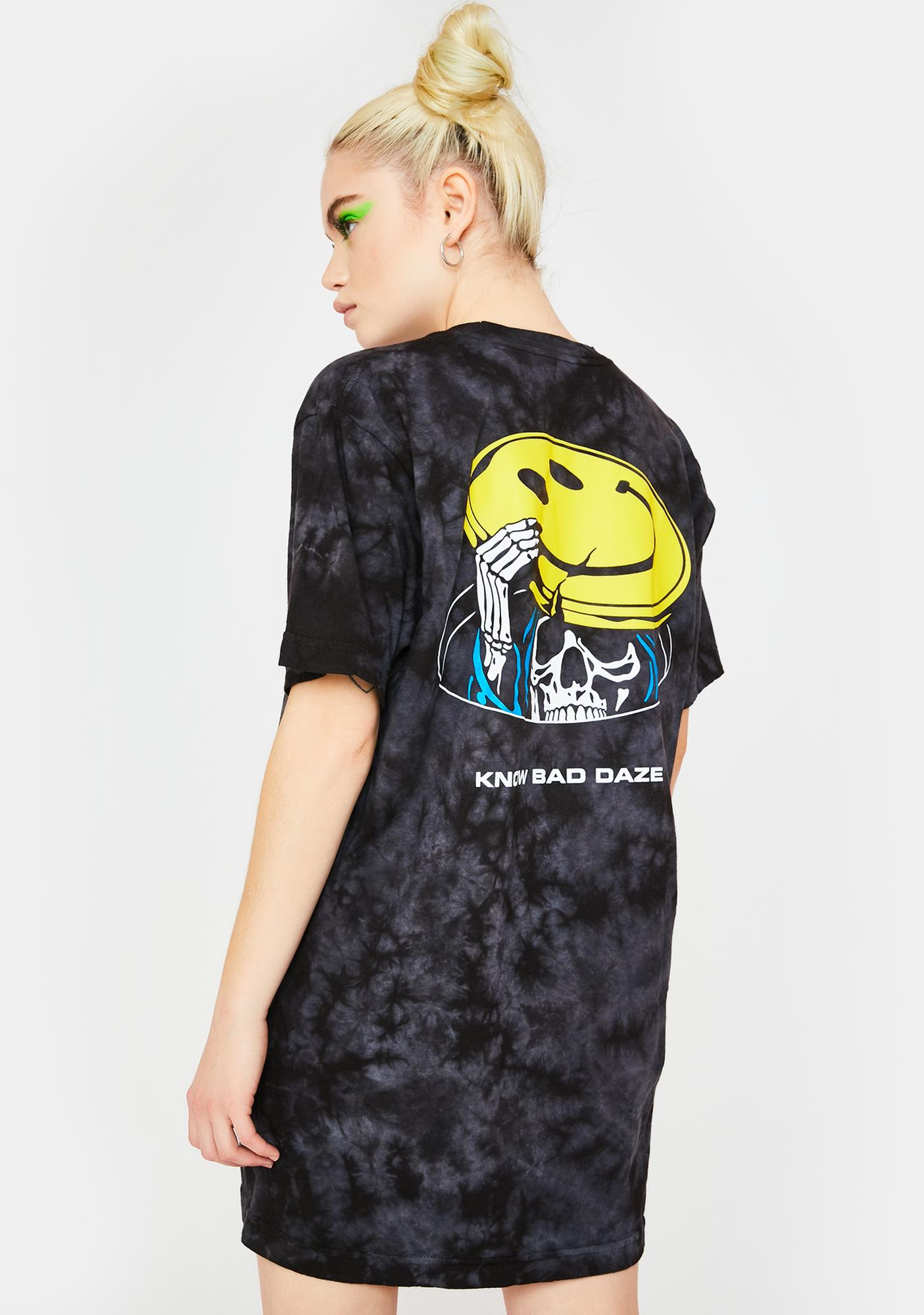 Know Bad Daze Here's Johnny Graphic Tee