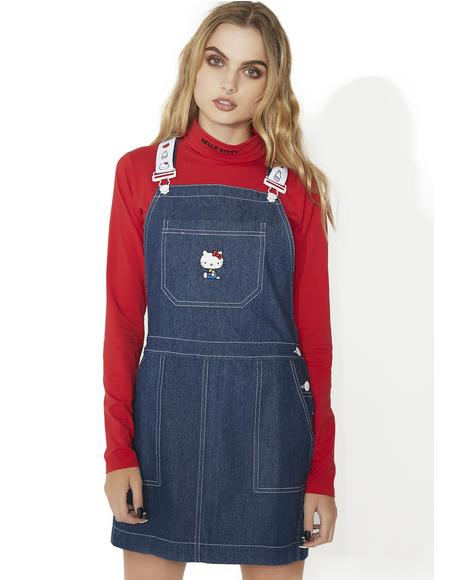 Hello Kitty Pinny Dress