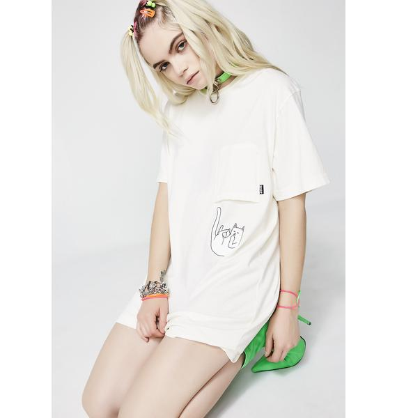 RIPNDIP Natural Falling For Nermal Tee