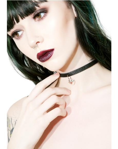 Timid Heart Choker