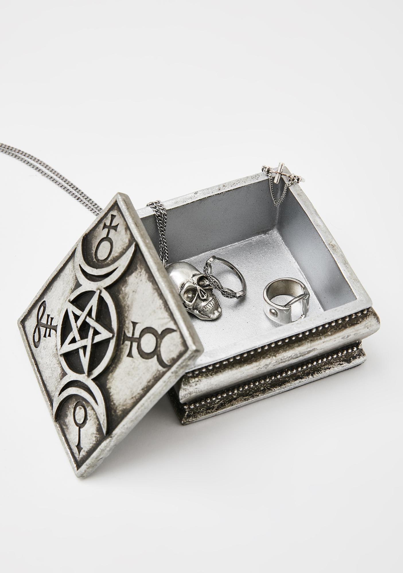 Alchemy England Triple Moon Spell Box