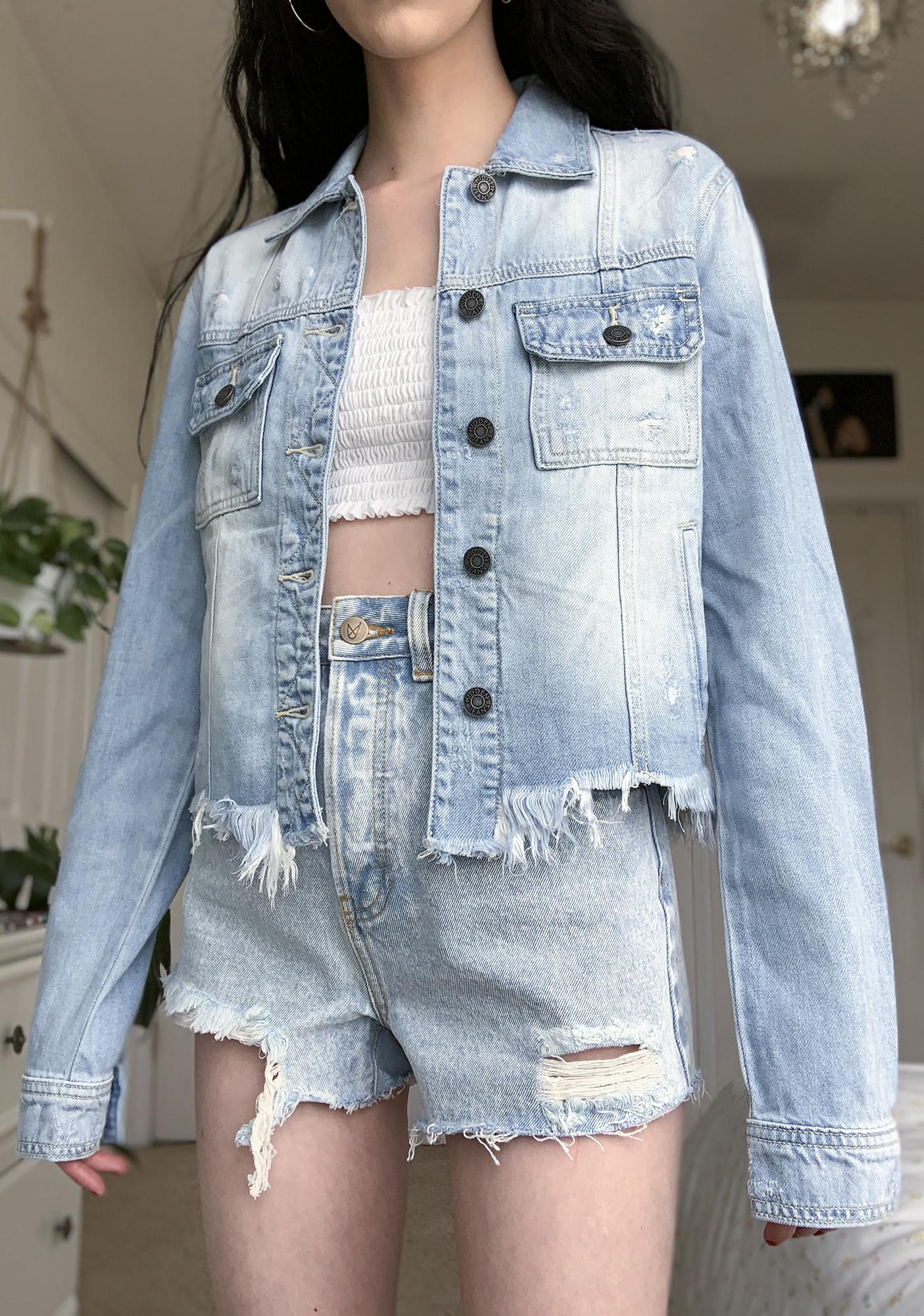 Hidden Denim The Rebel Denim Jacket