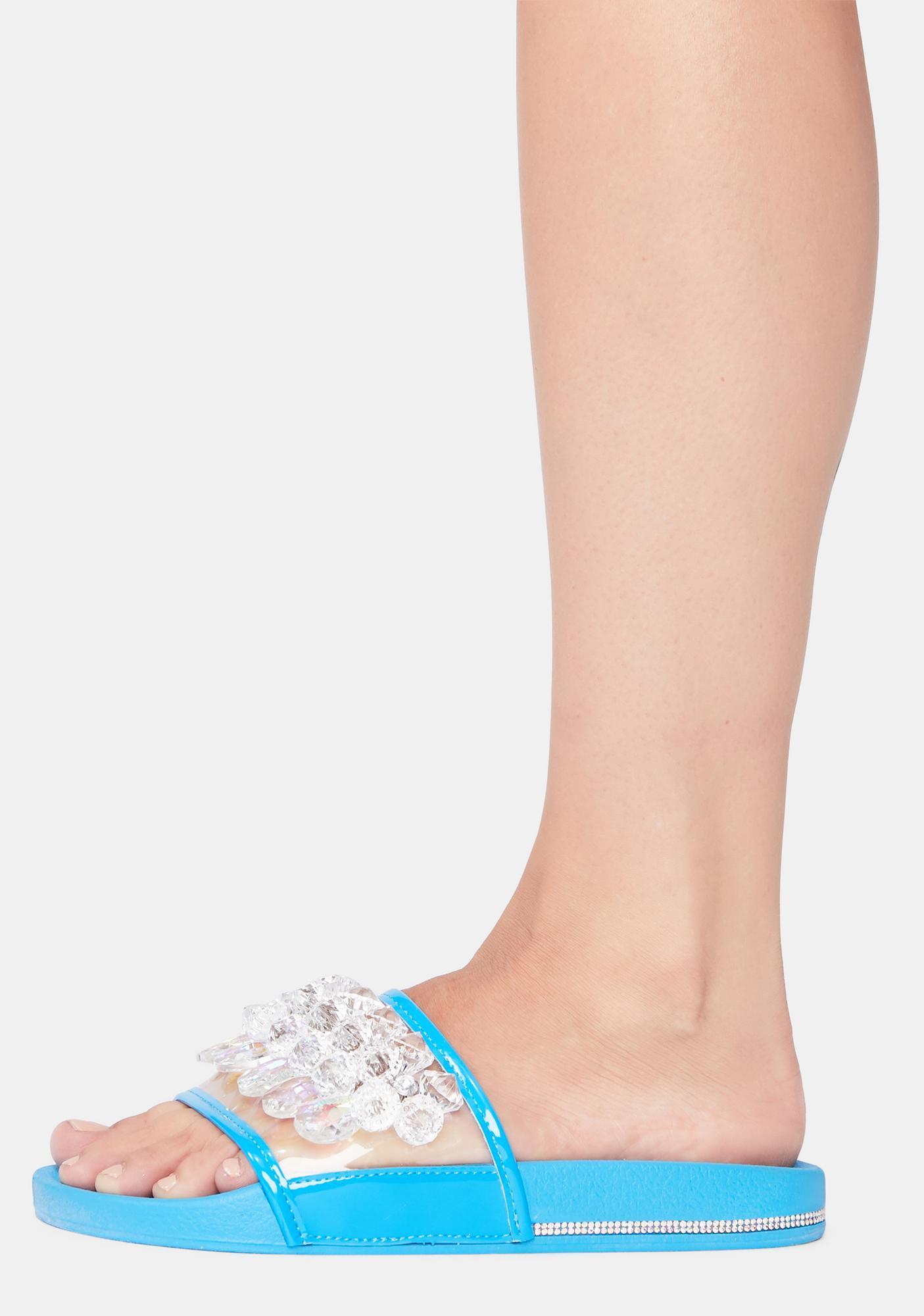 Sapphire Wonderstone Slides