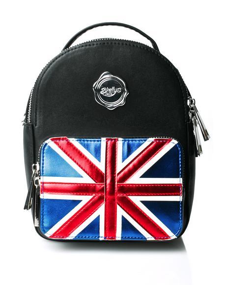 Queen Cooper Mini Backpack