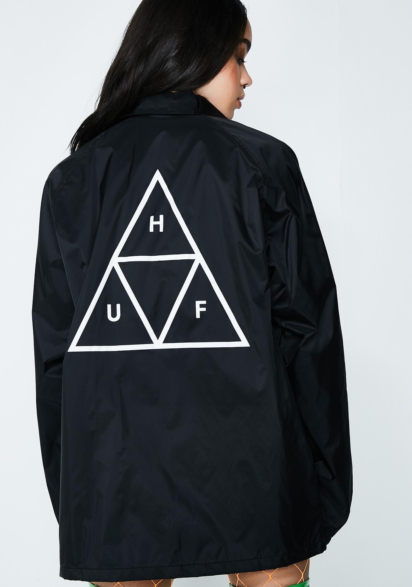 HUF Triple Triangle Coach Jacket