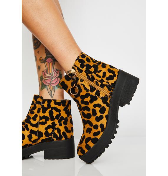 Savage Sky Scraper Chelsea Boots