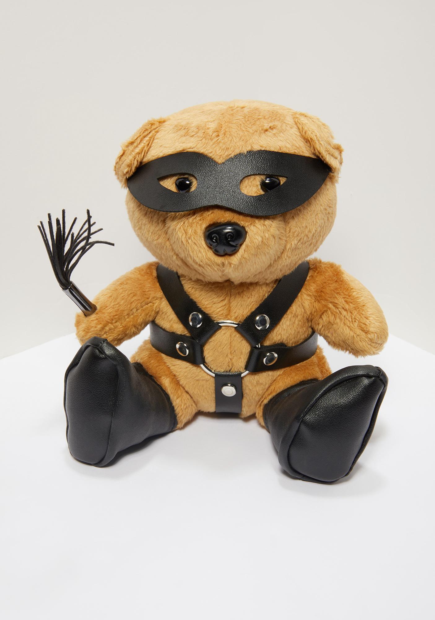 Bondage Bearz Freaky Freddie Teddy Bear