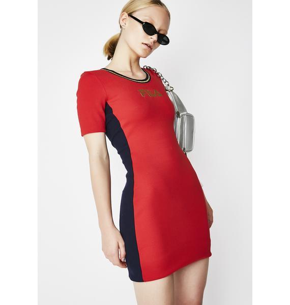 Fila Beth Bodycon Dress