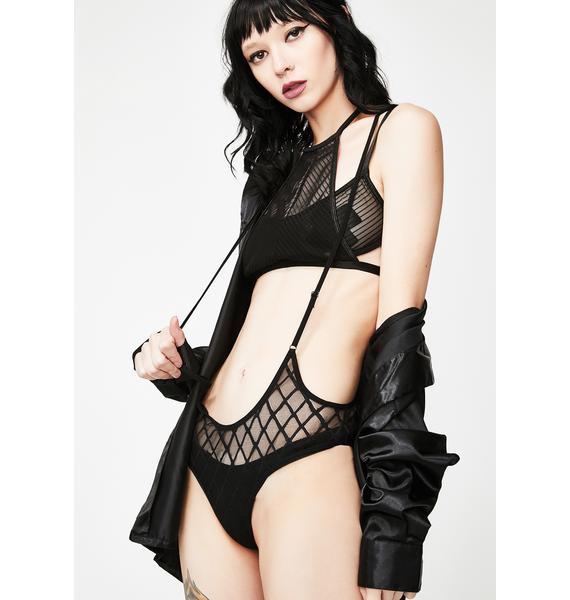 Mistress Magick Suspender Panties