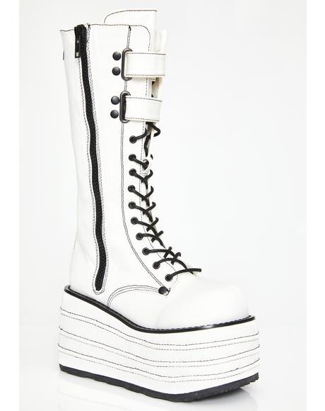 Sky High Platform Boots