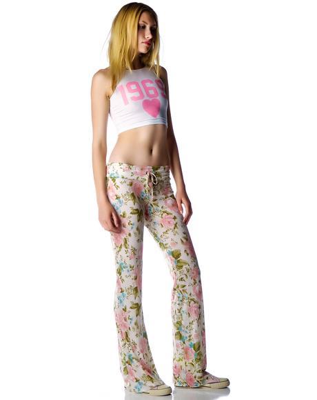 Grunge Rose SilverLake Pants