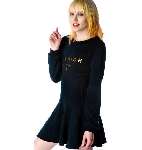 Joyrich New York Pullover Dress