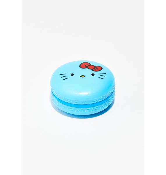 The Crème Shop Hello Kitty Mint Macaron Lip Balm
