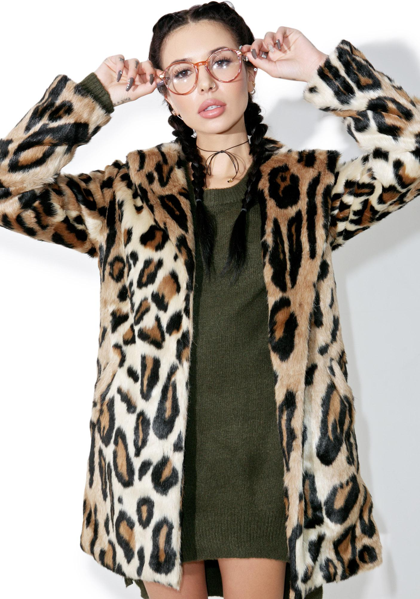20 Leopard Printed Fur Coat Outfits 20 Leopard Printed Fur Coat Outfits new pics
