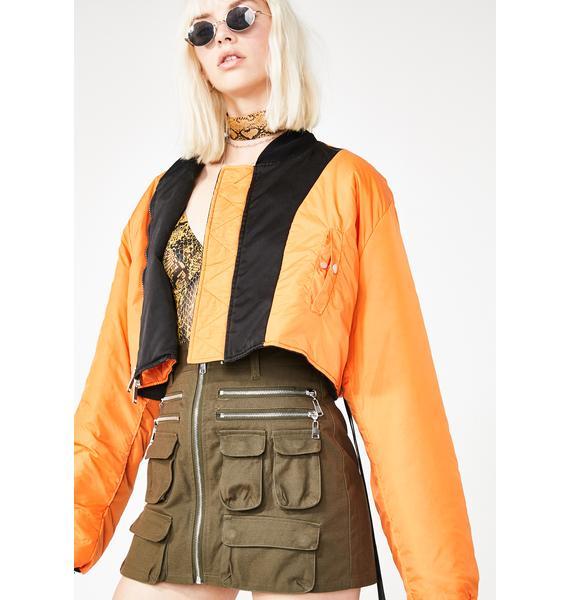 Operation Bombshell Cargo Skirt
