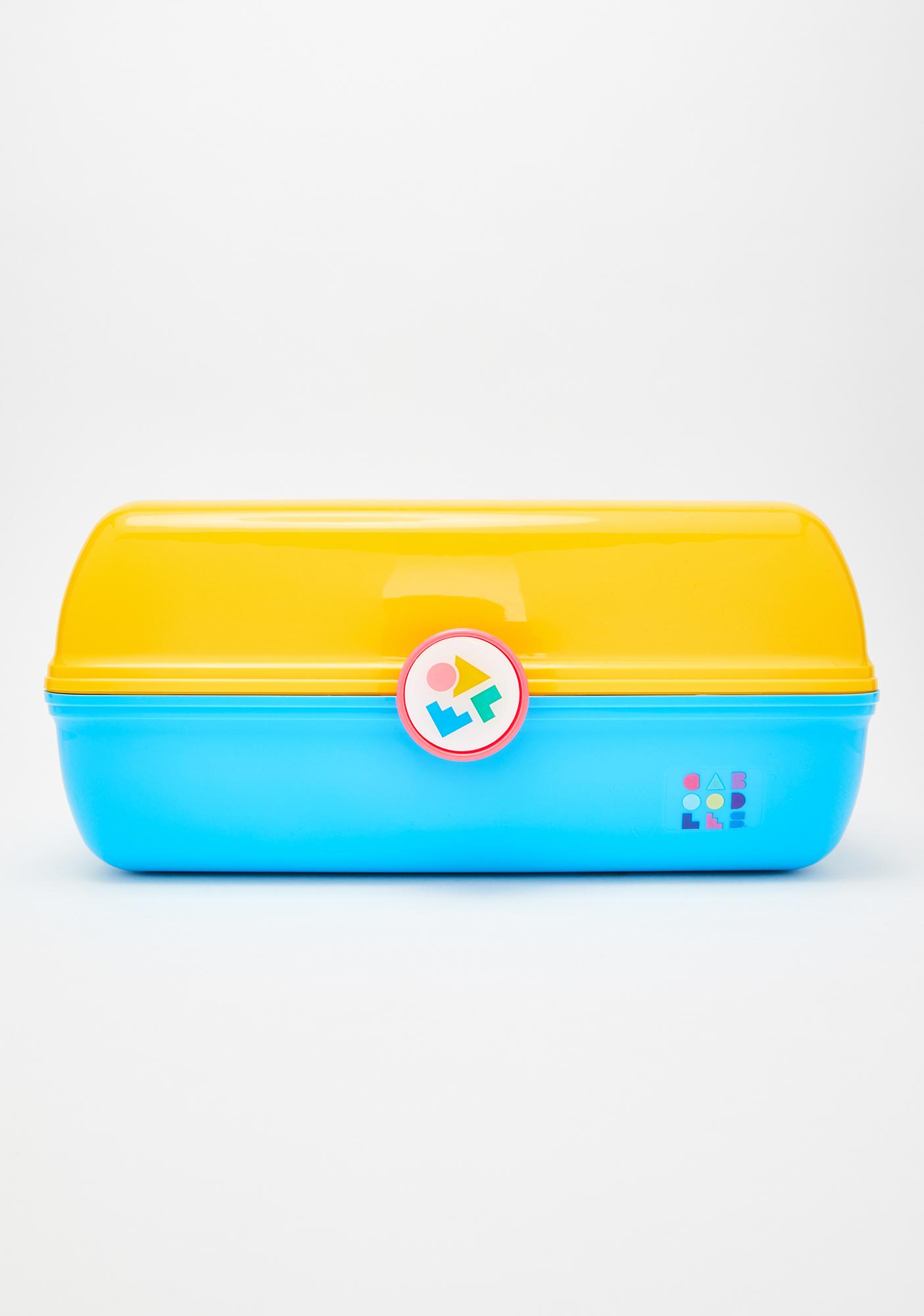 Caboodles Two Tone On-The-Go Girl Case