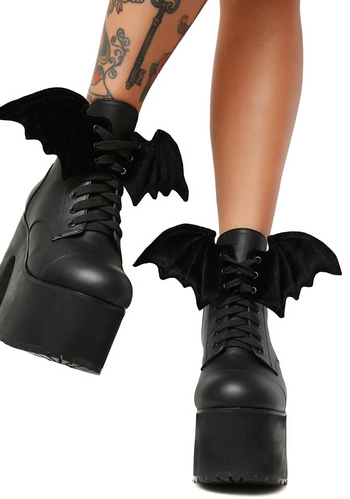 4c3a19414f73 Current Mood Gothic Platform Boots | Dolls Kill