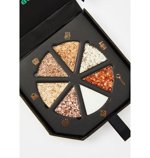 Glitter Injections Mermaid Pizza Vol 2 Palette