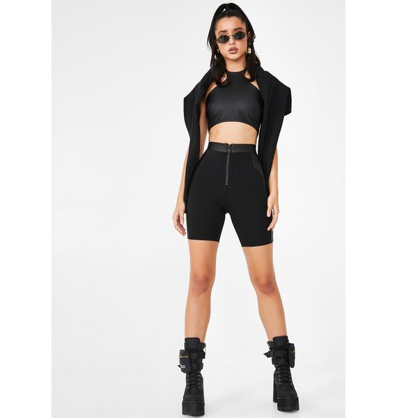 Poster Grl Thicc Skin Halter Top