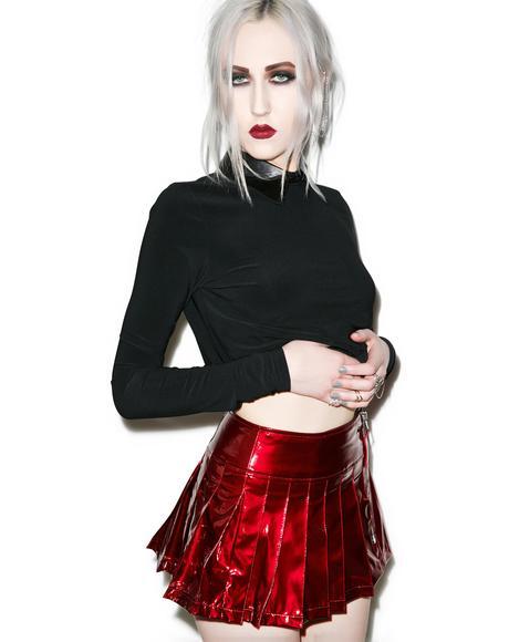 Please Me Pleated Skirt