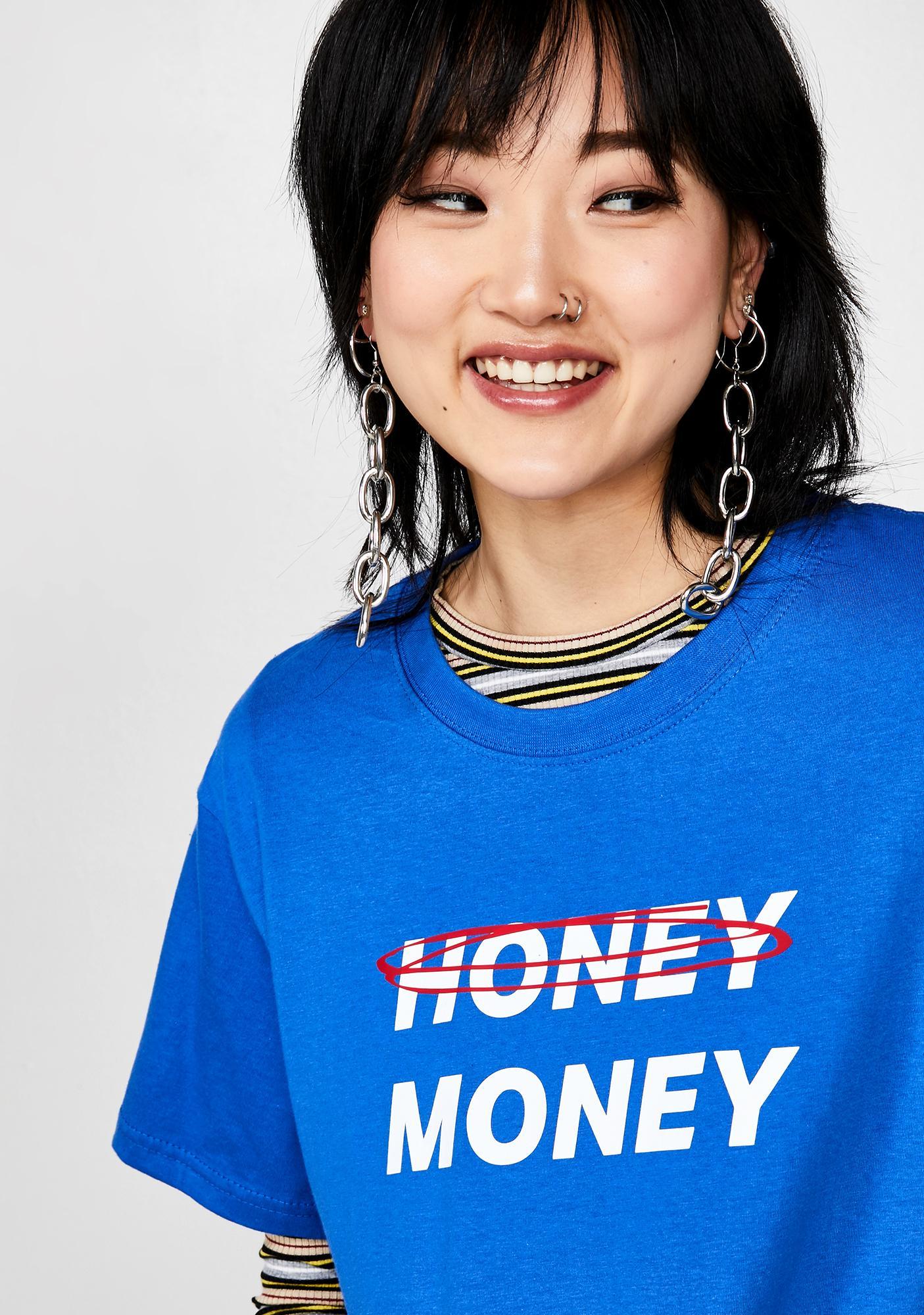 621aaf58a31 Minga Honey Money Oversized Tee