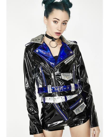 Techno Diva Moto Jacket