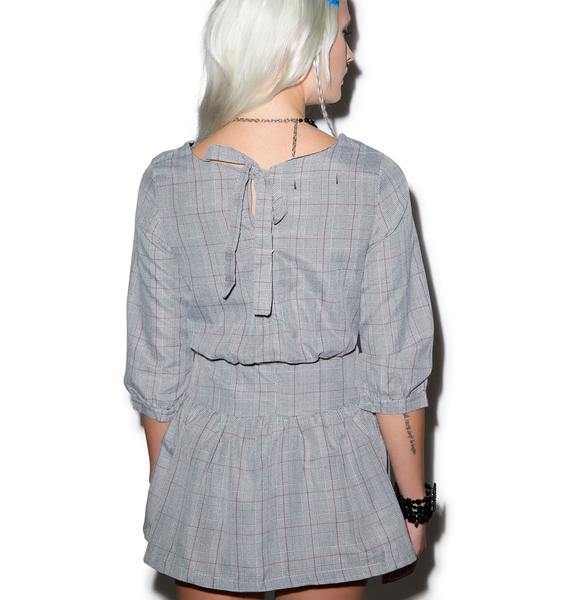 Executive Choice Plaid Dress