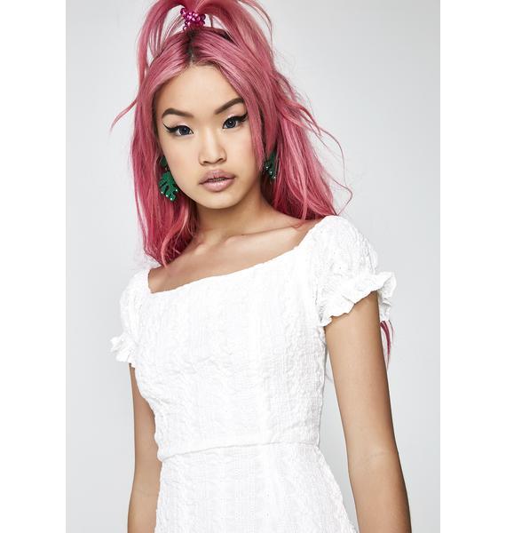 Stole Ur Heart Mini Dress