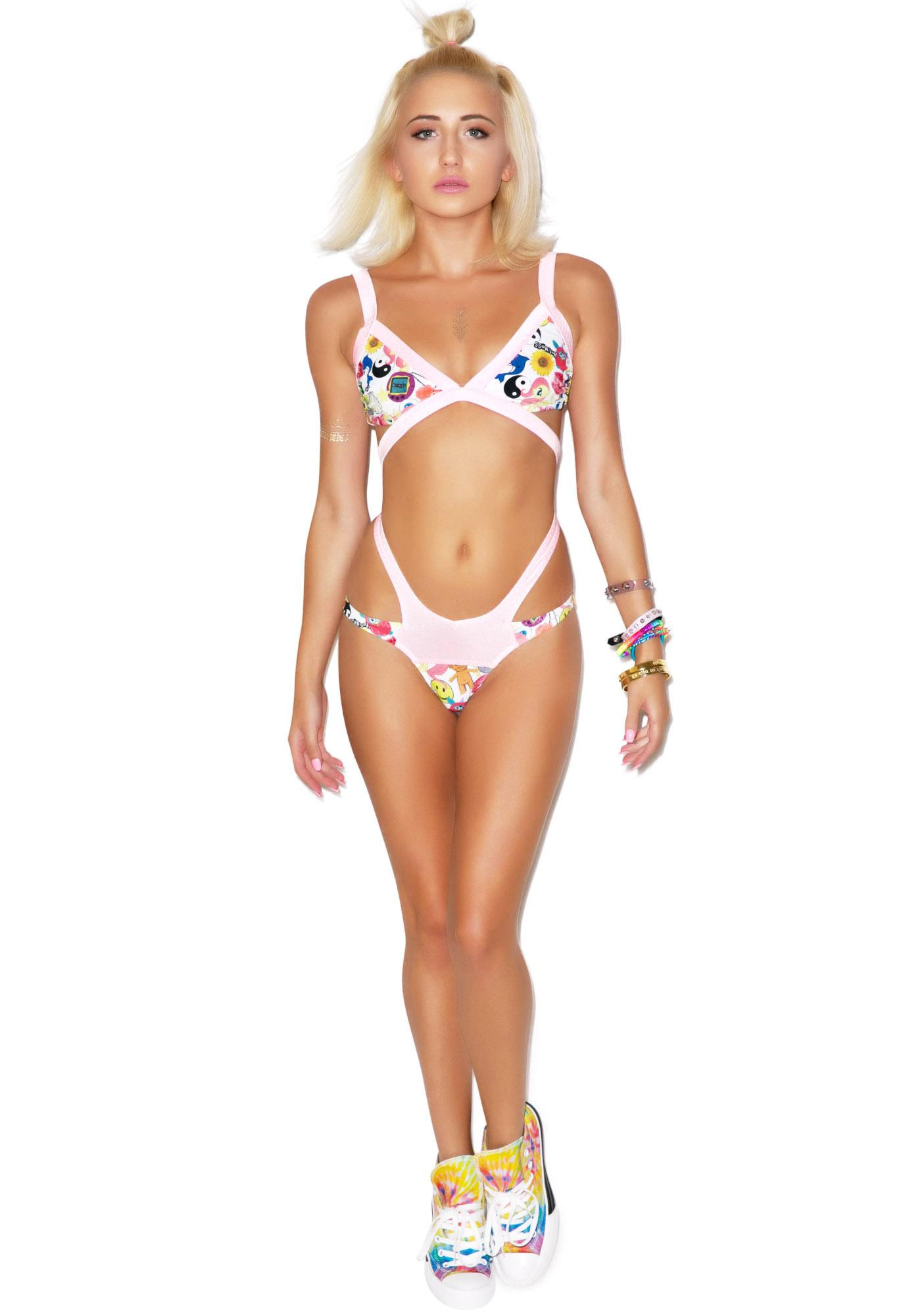 Hot!MeSS Teenie Weenie Swimsuit