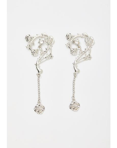 True Romantic Ear Cuffs