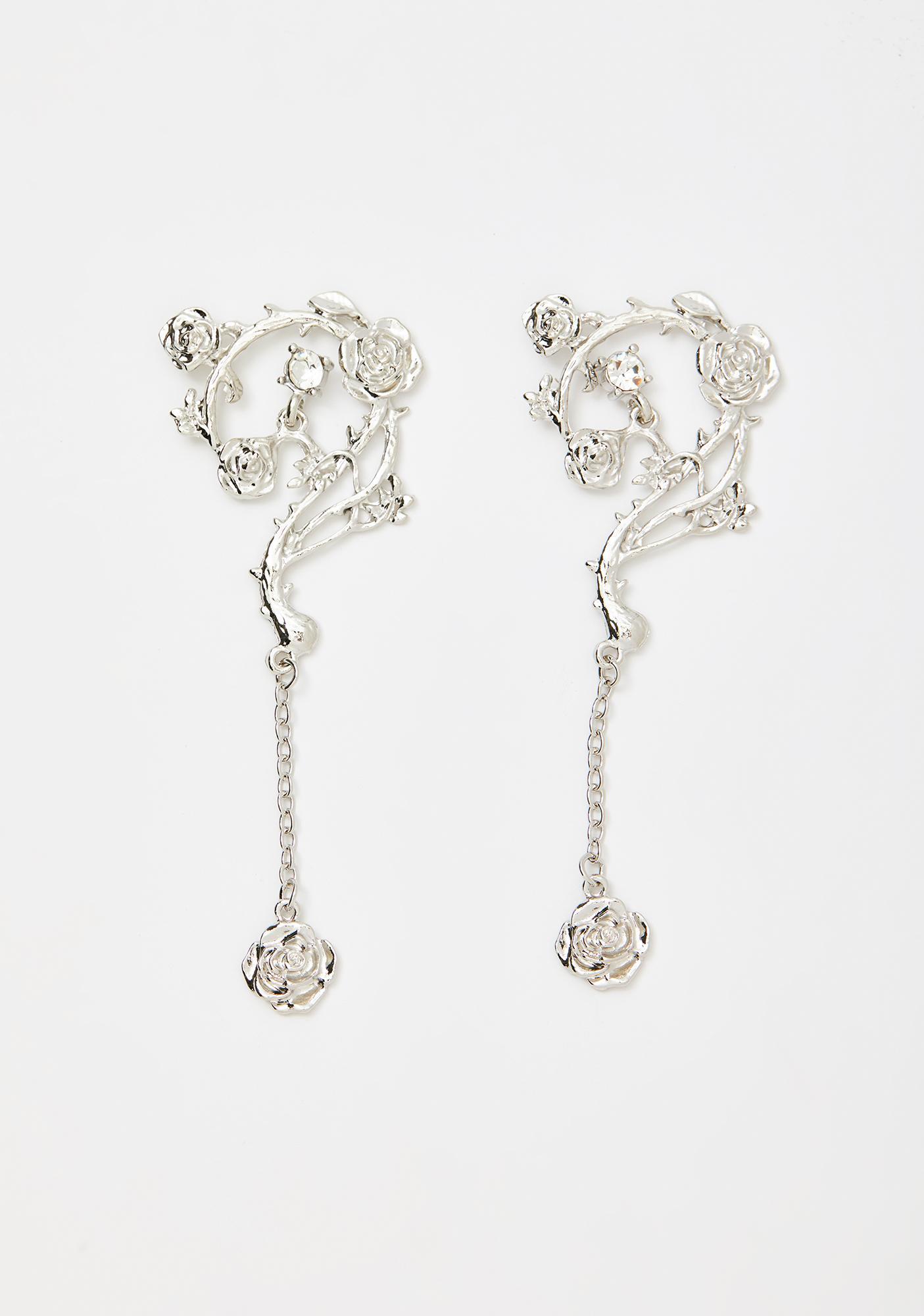 True Romantic Ear Cuffs