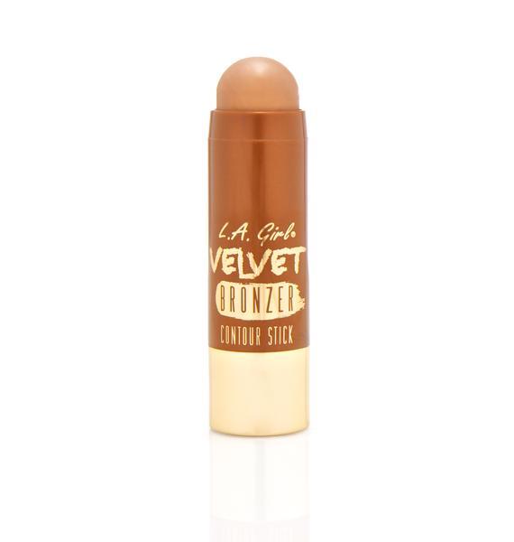 LA Girl Brazen Velvet Contour Bronzer Stick