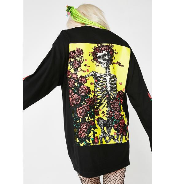 Pleasures Bertha Long Sleeve T Shirt
