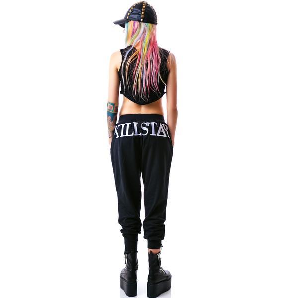 Killstar Logo Sweatpants