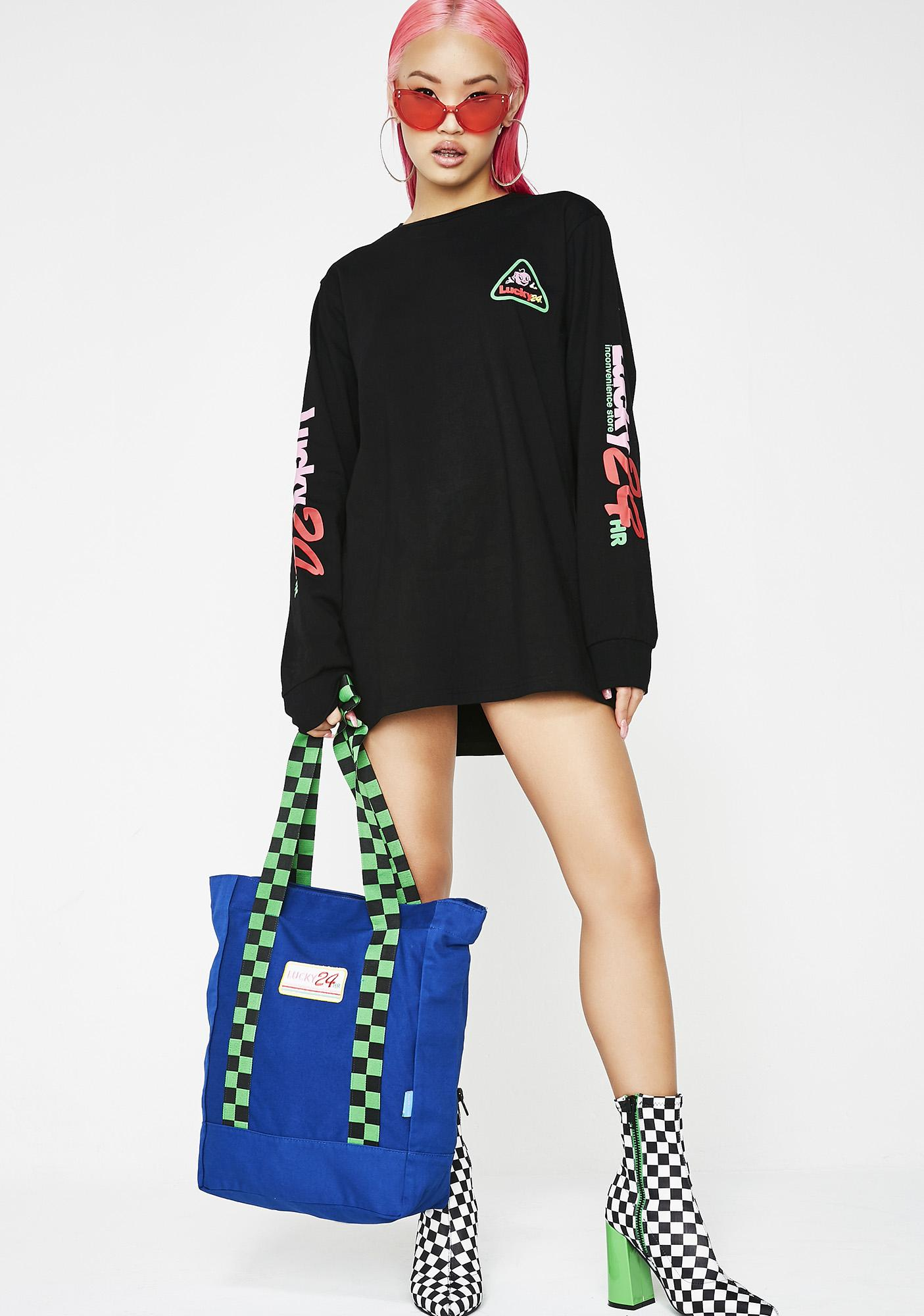 Lazy Oaf Lo x Sailey Graphic Tee