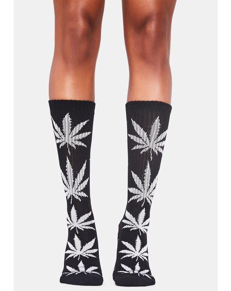 Grow Plant Life Crew Socks
