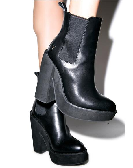 Player Ankle Boot