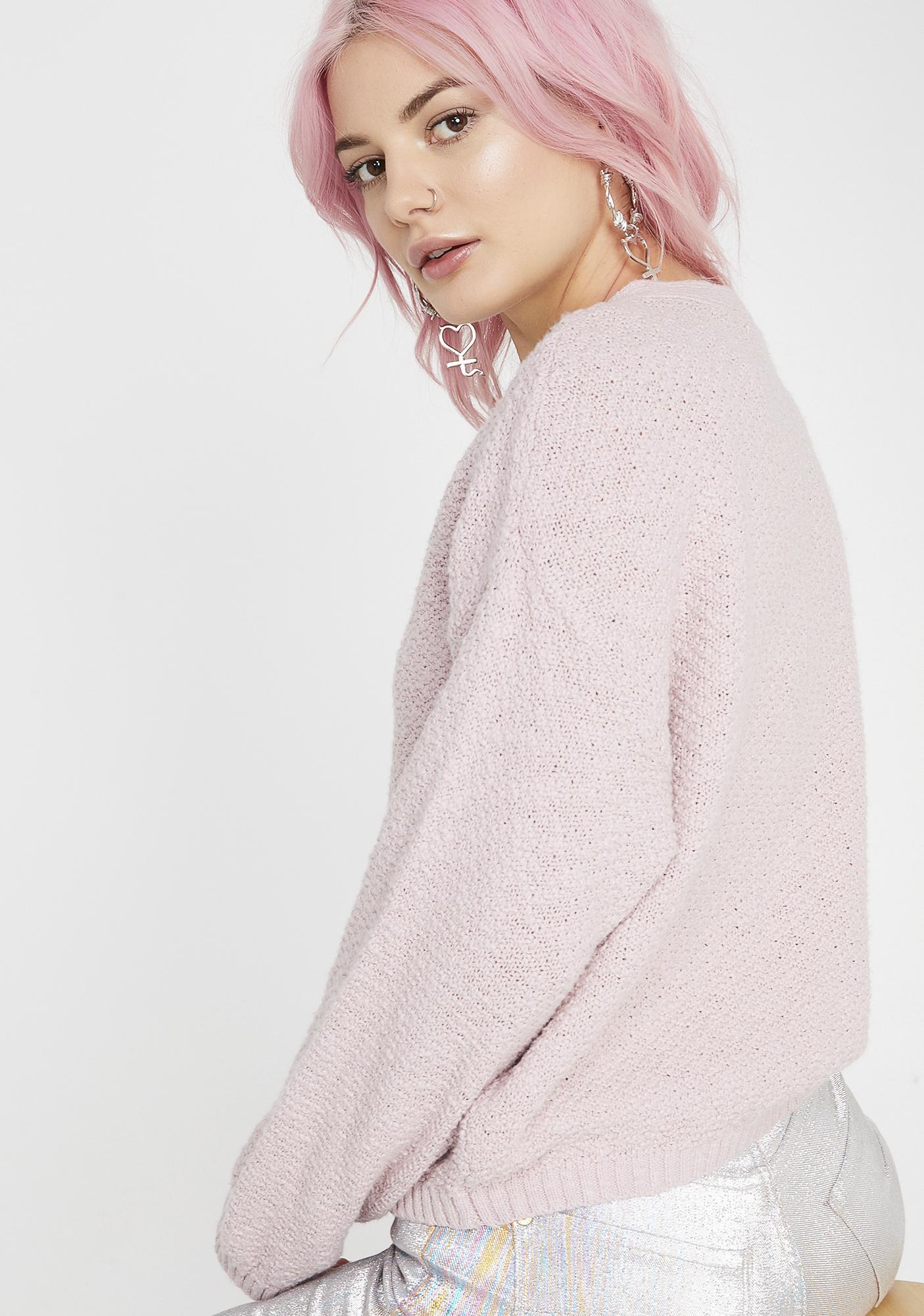 Pretty Please Knit Cardigan