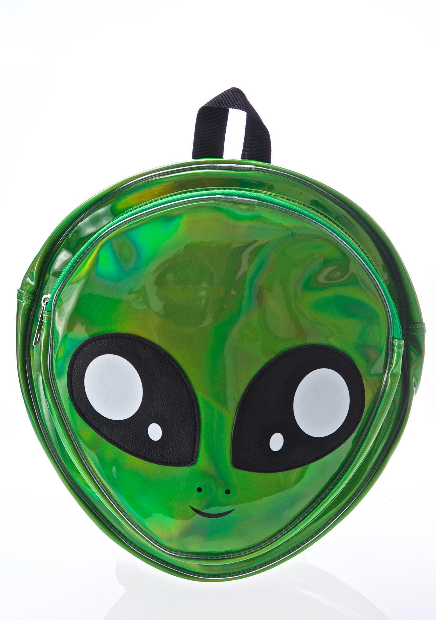 Alien Attack Backpack