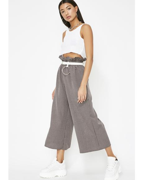 Talk Nice Cropped Pants