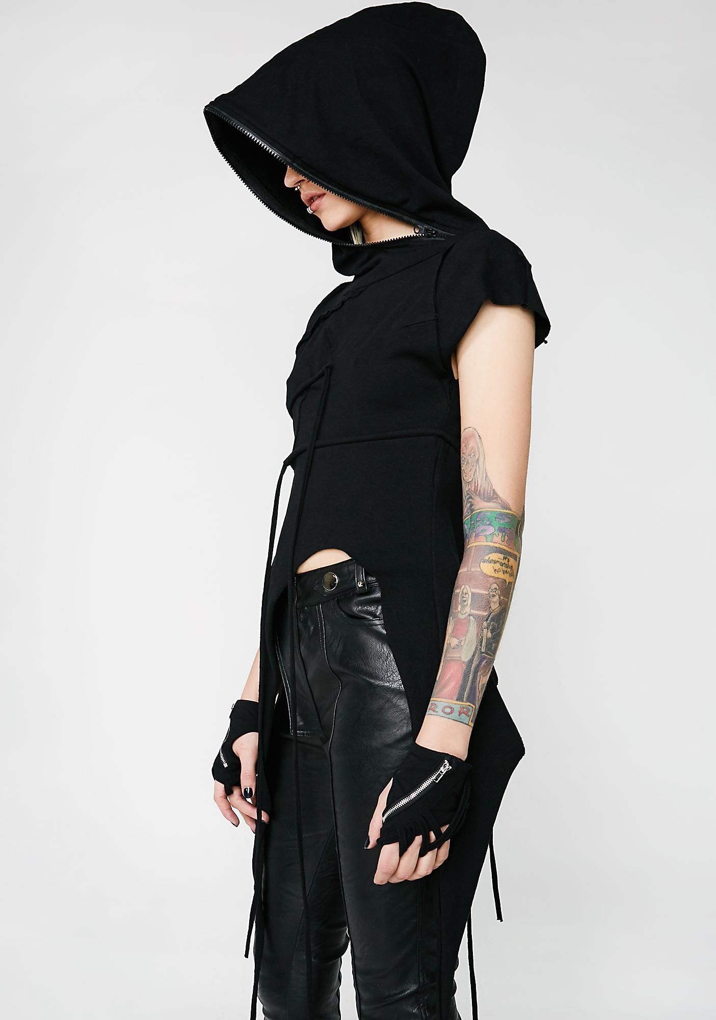 Punk Rave Punk Slant Hat Mosaic Tee