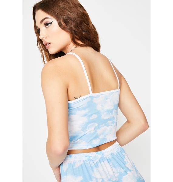 HOROSCOPEZ Caught Daydreaming Pajama Top