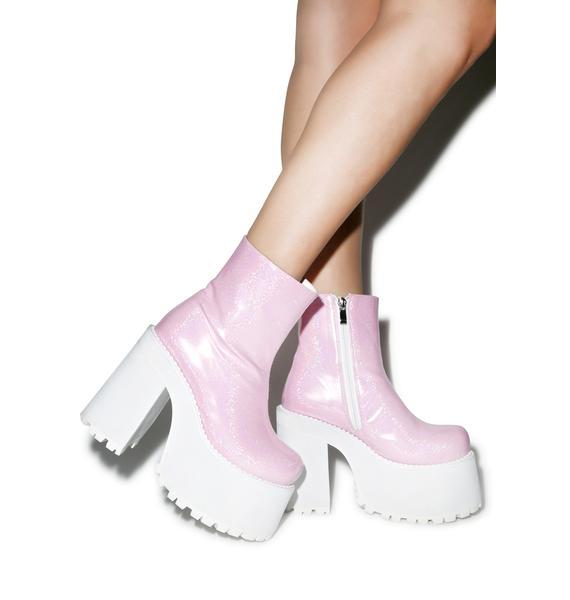 Current Mood Dancing Queen Boogie Boots