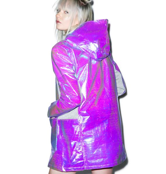 The Ragged Priest Viola Splash Anorak