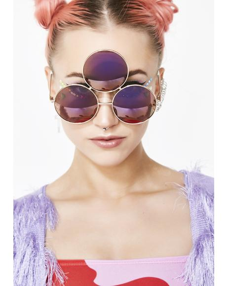 Rain 3rd Eye Sunglasses