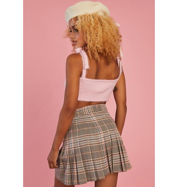 Sugar Thrillz Little Treasures Wrap Skirt