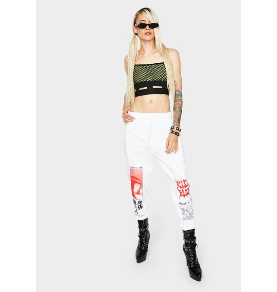 Dream Bandits Australia Y2K Crop Top