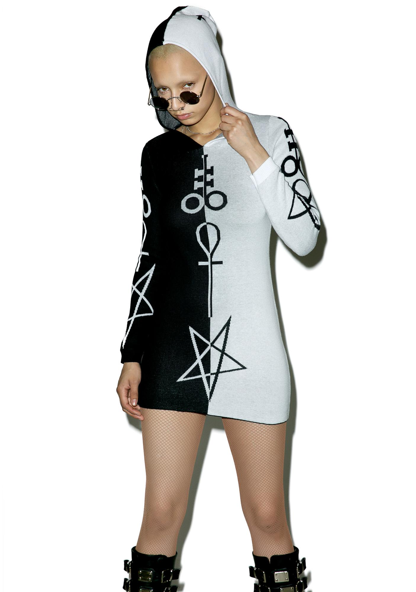 Killstar Opposition Hooded Dress
