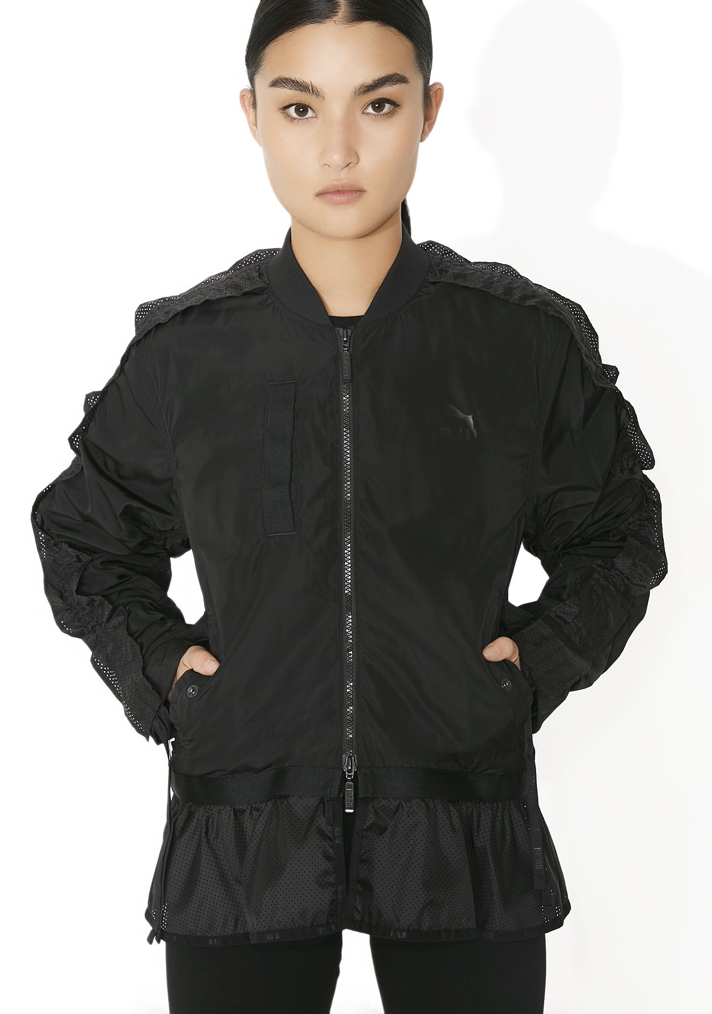 PUMA Xtreme Frill Bomber Jacket