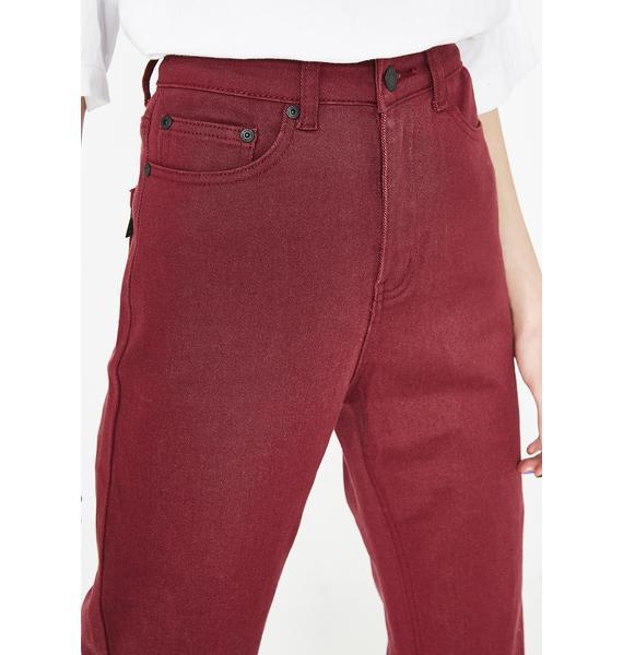 Lazy Oaf x Daria I Hate Everybody Pants